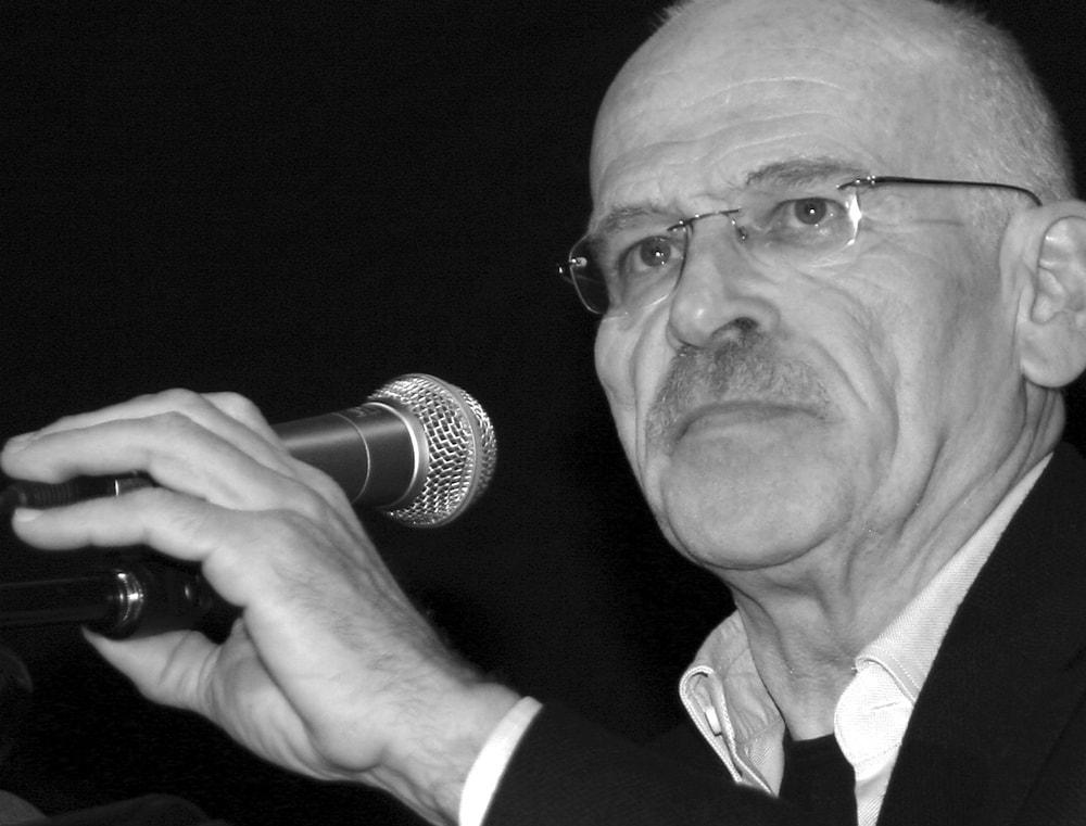 Der Enthüllungsjournalist und Schriftsteller Hans-Günter Wallraff.