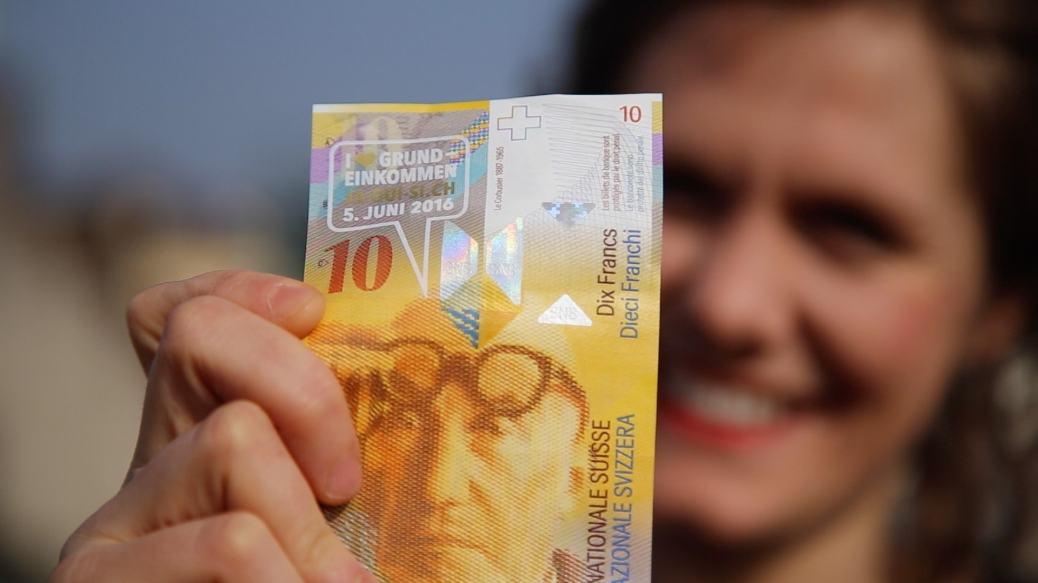 Bei einer Volksabstimmung in der Schweiz ging es 2016 auch um das bedingungslose Grundeinkommen.