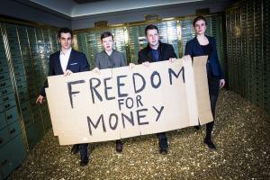 Beitragsbild - Neue Debatte - Bedingungsloses Grundeinkommen - Finnland - 05062016 - Generation Grundeinkommen (flickr.com) - freedom for money – Creative Commons Licenses 2.0 (CC BY-SA 2.0)