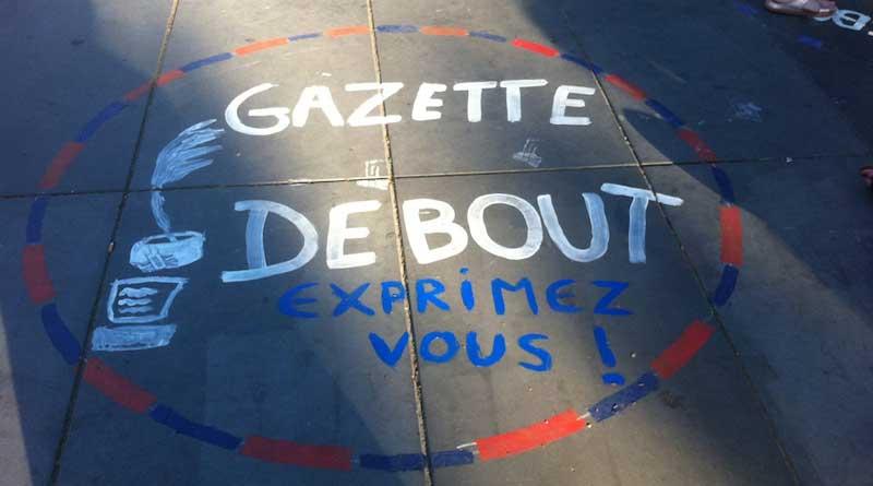 Gazette Debout