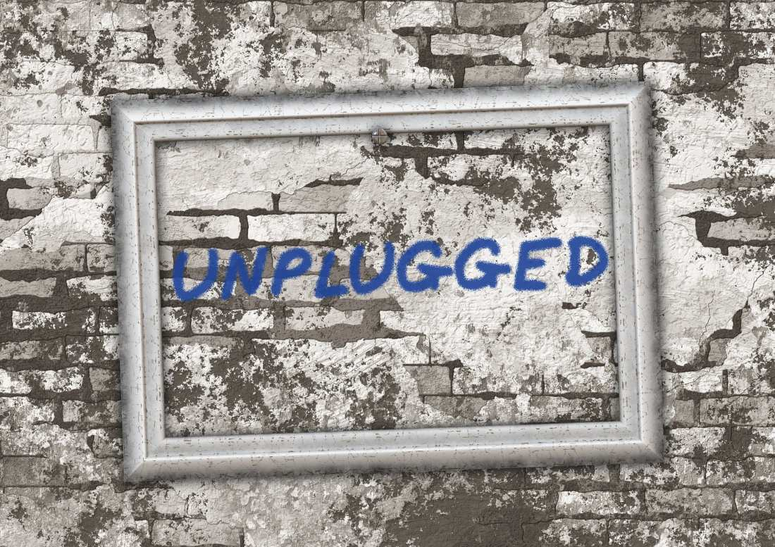 Neue Debatte Unplugged Wall