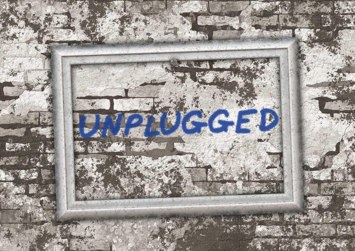 Neue Debatte Unplugged Wall