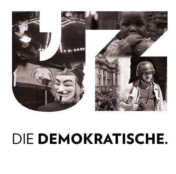 Unsere Zeitung - Die Demokratische.