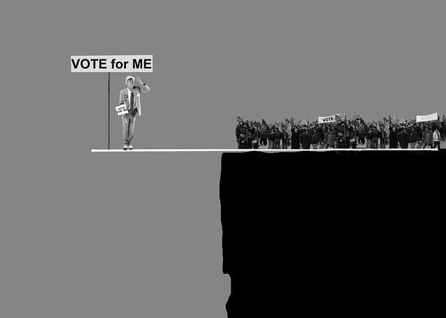 Beitrag - Neue Debatte - Demokratie und Feudalismus - Marc Hatot - pixabay.com - CC0 Public Domain