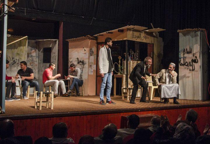 Theater im Gazastreifen 02