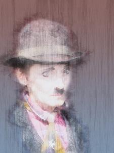 Die Traurigkeit des Charlie Chaplin erfasst die ohne Heimat sind.