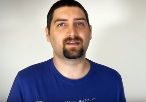 Benjamin Garherr bloggt auch auf YouTube.