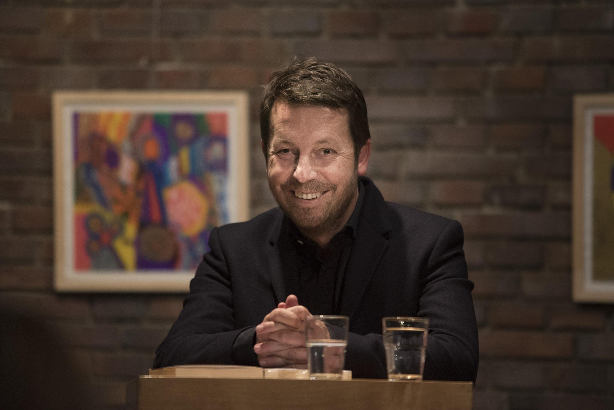 Daniel Häni über den Arbeitsbegriff und das bedingungslose Grundeinkommen.