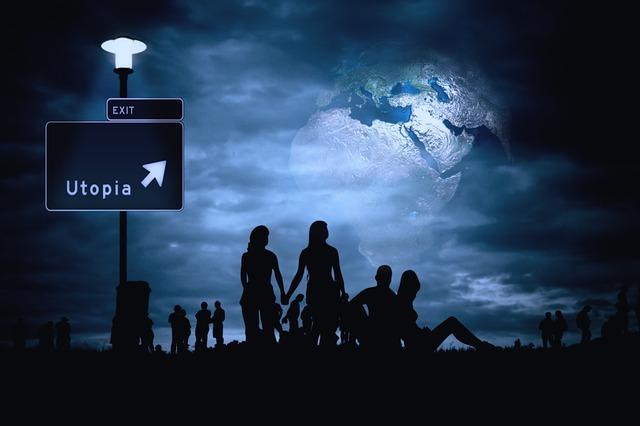Die Menschheit auf dem Weg zu einer Universellen Menschlichen Nation.