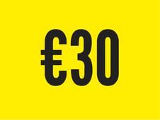 Finanzielle Unterstützung für Neue Debatte 30