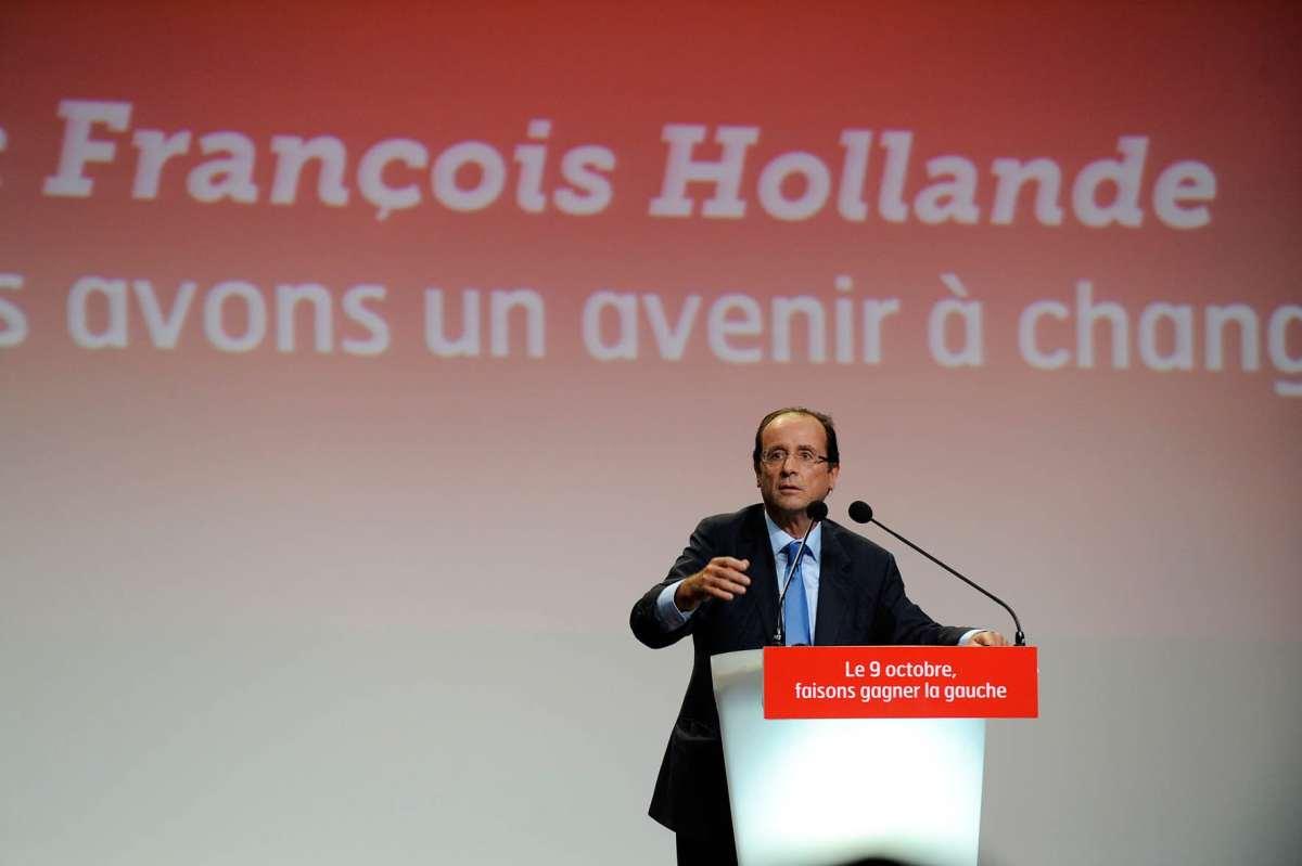 Der amtierende Präsident François Hollande steht für eine weitere Amtszeit nicht mehr zur Verfügung.