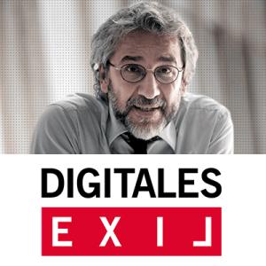 Can Dündar. Aktion Digitales Asyl. Reporter ohne Grenzen.