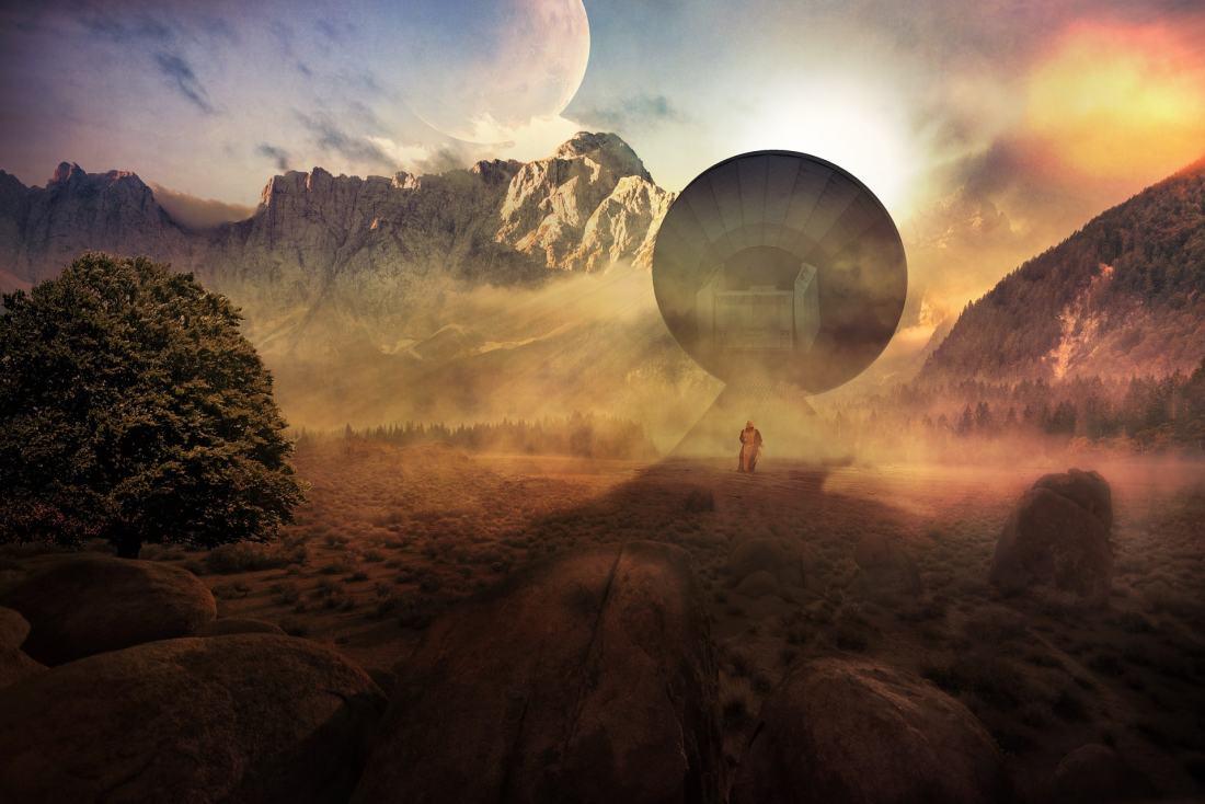 Verstand und Vernunft setzen uns Grenzen. Spekulation erweitert die Logik.