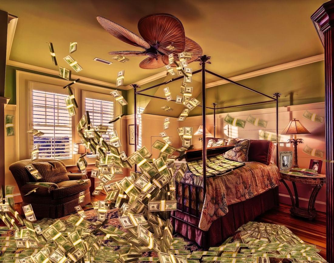 Warum dürfen Vermögen in die Unendlichkeit wachsen? Warum gibt es keine Vermögensobergrenze?