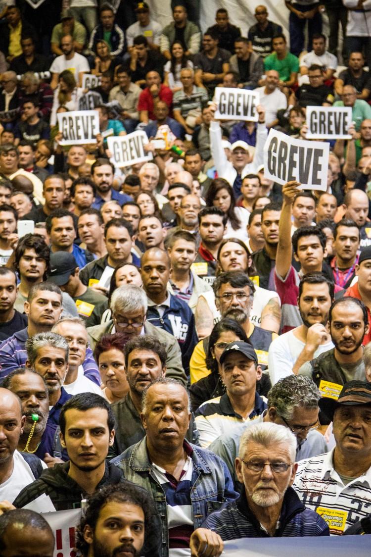 Greve - Streik - Foto - Romerito Pontes - flickr.com - CC BY 2.0