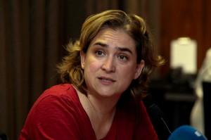 Ada Colau i Ballano ist seit Juni 2015 Bürgermeisterin von Barcelona.