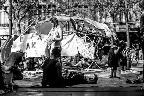Nuit Debout hat gezeigt, dass viele Dinge, die man für unmöglich hielt, doch umsetzbar sind.
