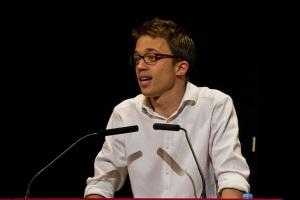 Iñigo Errejón von Podemos.