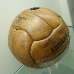 Fußball der Olympischen Sommerspiele 1936. Christos Vittoratos, CC BY-SA 3.0
