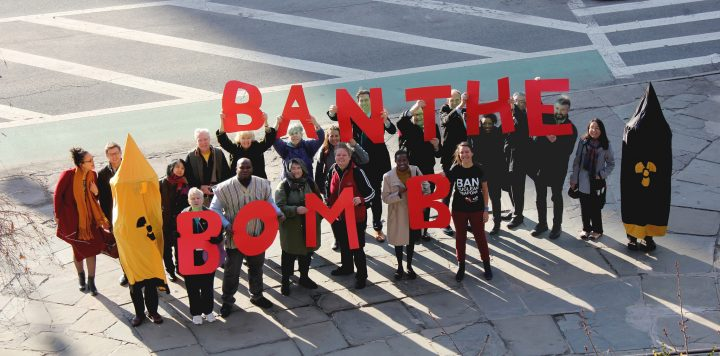 Ban The Bombe ICAN