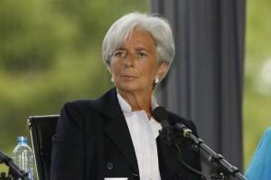 Christine Lagarde (2009; Von MEDEF - flickr.com - CC BY-SA 2.0)