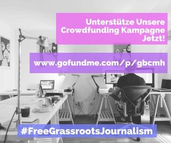 Unterstütze die Crowdfunding Kampagne von Neue Debatte!