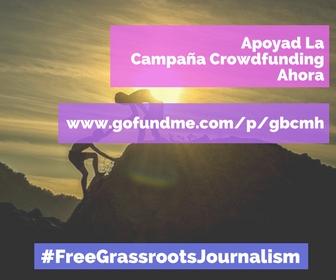 ¡Se trata de fortalecer el periodismo ciudadano internacional!