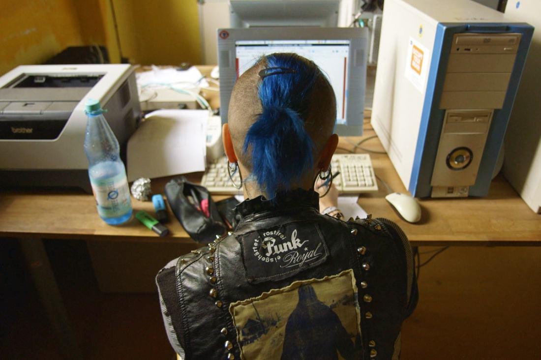 Lena hat ihren eigenen Kopf, und setzt diesen auch gerne ein. © Neue Visionen Filmverleih