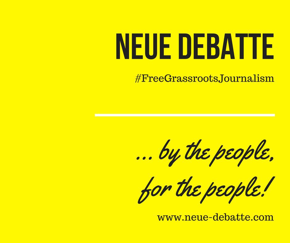 Free Grassroots Journalism