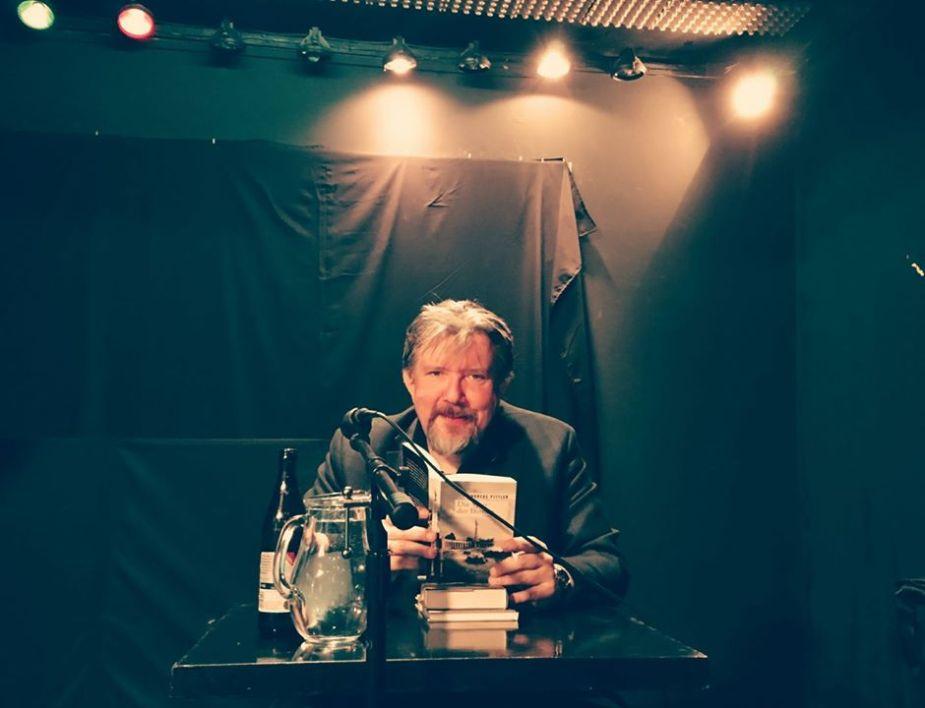 Lesung von Andreas Pittler im Werkl im Goethehof