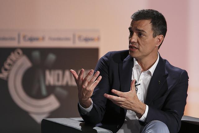 Pedro Sanchez von Fundación Cajasol; Flickr.com; CC BY-NC-ND 2.0