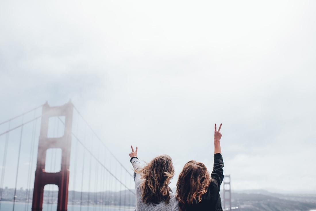 Brücke in den USA, Foto pexels.