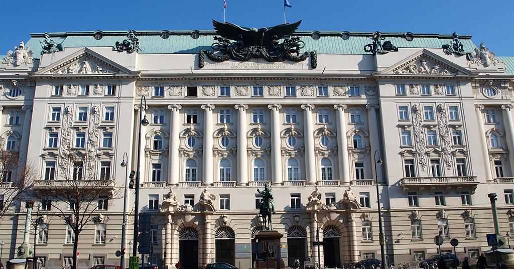 Bundesministerium für Arbeit, Soziales und Konsumentenschutz Wien. Quelle: www.bundessozialministerium.at