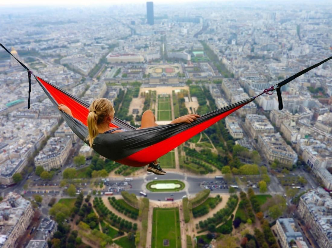 Haengematte Paris Alexandra-München - pixabay.com - Creative Commons CC0