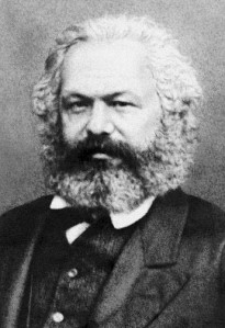 Karl Marx (1818 - 1883) ist der einflussreichste Theoretiker des Sozialismus und Kommunismus. (Foto: Gemeinfrei)