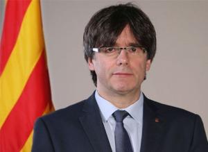 Carles Puigdemont will Katalonien in die Unabhängigkeit führen.