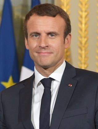 Frankreichs Präsident Emmanuel Macron im Juli 2017.