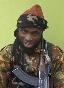 Abubakar Shekau ist ein Anführer der Boko Haram (Foto: Wikipedia; Fair use)