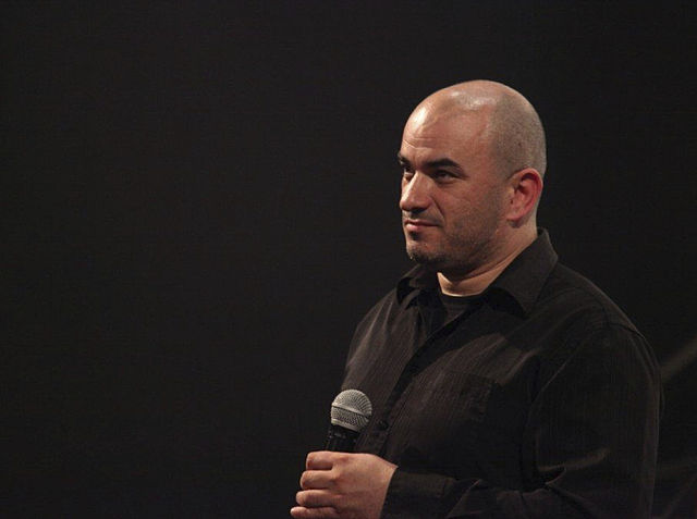 Yannis Youlountas 2013. (Foto: Eric Philos; CC BY-SA 3.0)