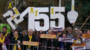 Der Paragraph 155 der spanischen Verfassung wird von Teilen der Bevölkerung als Mittel zur Unterdrückung verstanden. (Foto: Krystyna Schreiber)