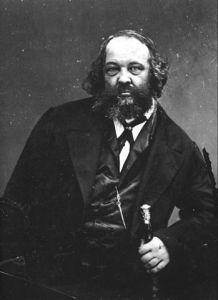 Mikhail Bakunin (Foto: Félix Nadar, Gemeinfrei)