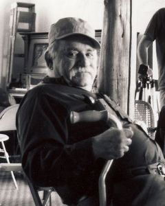 Murray Bookchin im Sommer 1999. (Foto: Janet Biehl, Gemeinfrei)