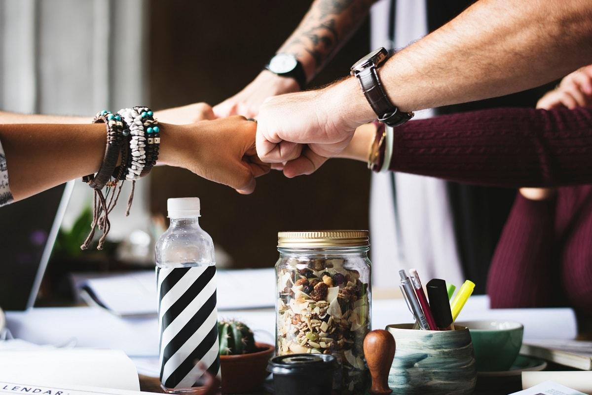 Teamwork. (Foto: Rawpixel, Unsplash.com)