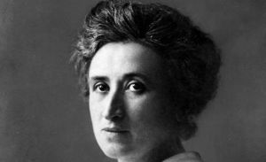 Rosa Luxemburg. (Foto: Wikipedia, Gemeinfrei)