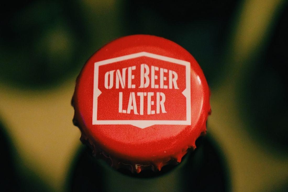 One Beer. (Foto: Stefan Cosma, Unsplash.com)