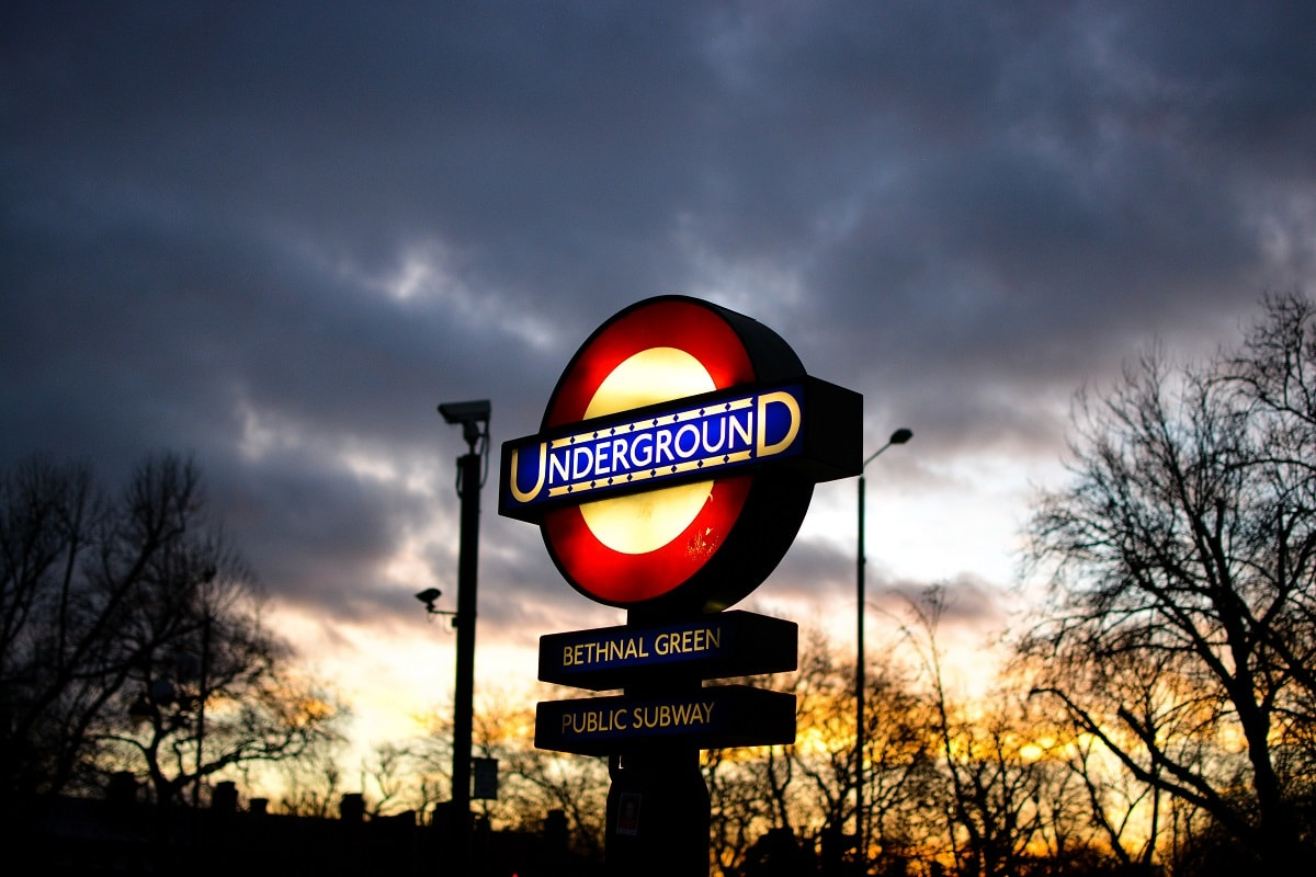 Underground in London. (Foto: Nick van den Berg, Unsplash.com)