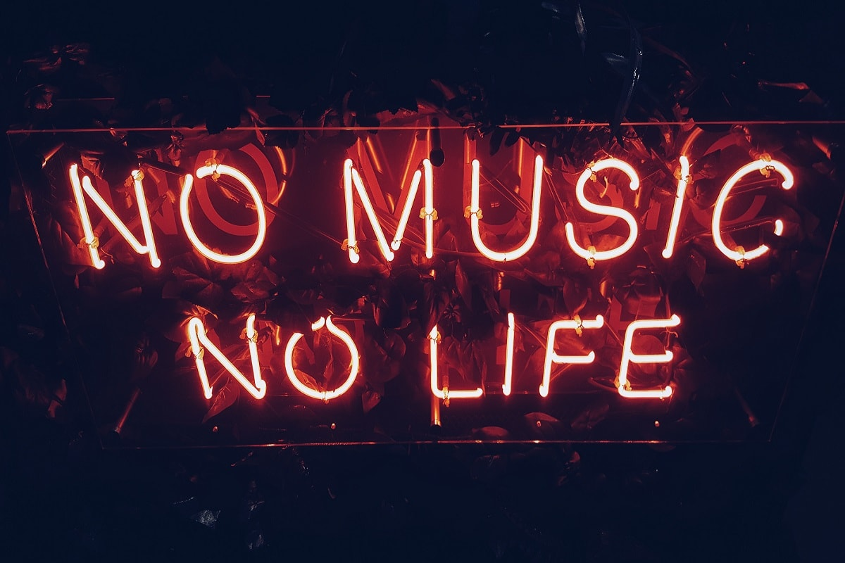 No music, no life. (Foto: Simon Noh, Unsplash.com)