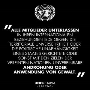 UNO Charta Juni 1945 (Grafik: Rubikon)