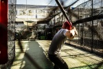 Baseballanlage und Schlagmann. (Foto: Rigo Erives, Unsplash.com)