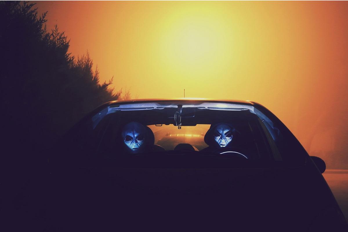 Besucher aus einer anderen Welt. (Foto: Miriam Espacio, Unsplash.com)